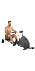 Schwinn Crewmaster Rower Home Fitness Exercise Workout