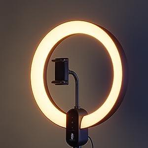 taotronics ring light