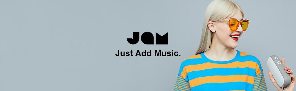 JAM Audio, Jam Bluetooth Speakers, wireless speakers, best bluetooth speaker