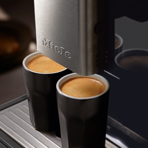 Miele CM 5300 Coffee Machine, OneTouch for Two