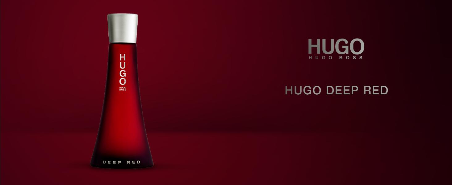 Hugo Boss Hugo Deep Red Eau De Parfum, 50 ml