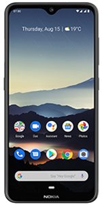 Nokia, nokia mobile, android, android one, android pie, nokia 7.2, triple camera