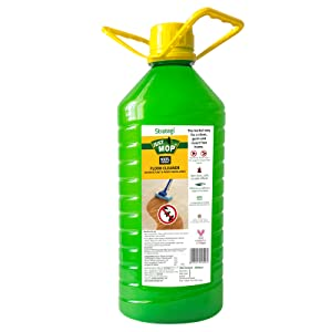 Herbal Strategi Floor Cleaner Disinfectant and Insect Repellent - 2 L