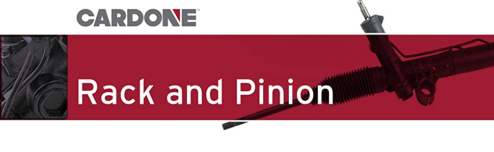 Cardone new Rack and Pinions