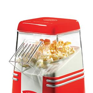 nostalgia hot air popcorn maker instructions