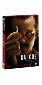 Narcos Serie TV DVD - Stagione 2