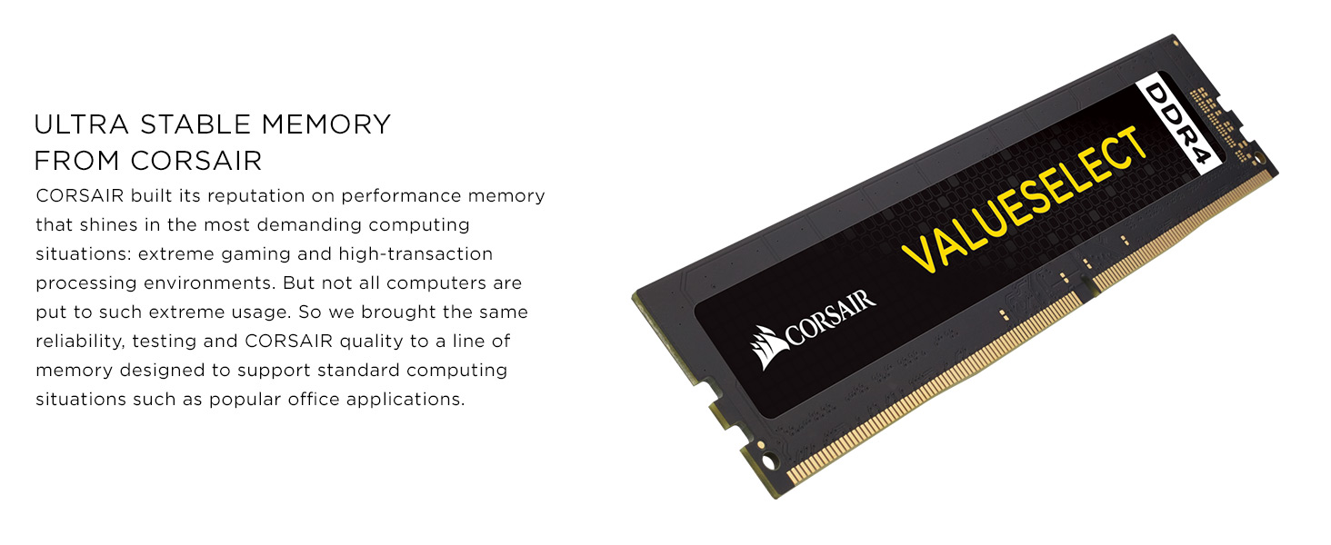 Amazon.com: Corsair memoria RAM de 8 GB Kit (1 x 8 GB) 2133 ...