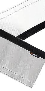 heat shielding sleeve