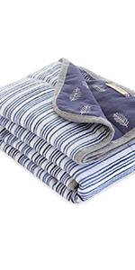 Reversible Blankets