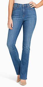 3- Amanda Boot Cut - Amanda Sculpt Stretch Boot Cut – slimming silhouette