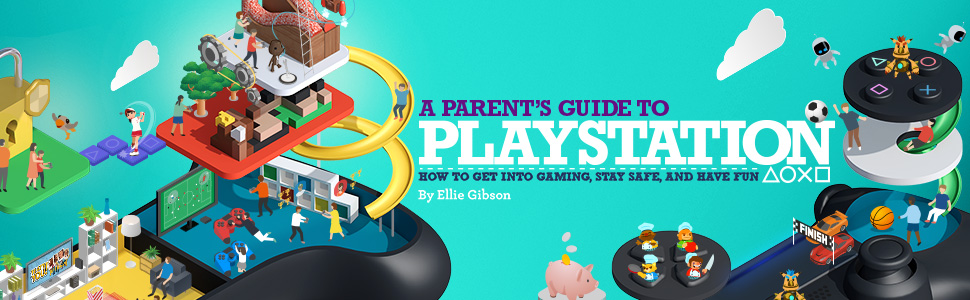 playstation, ps4, parent's guide