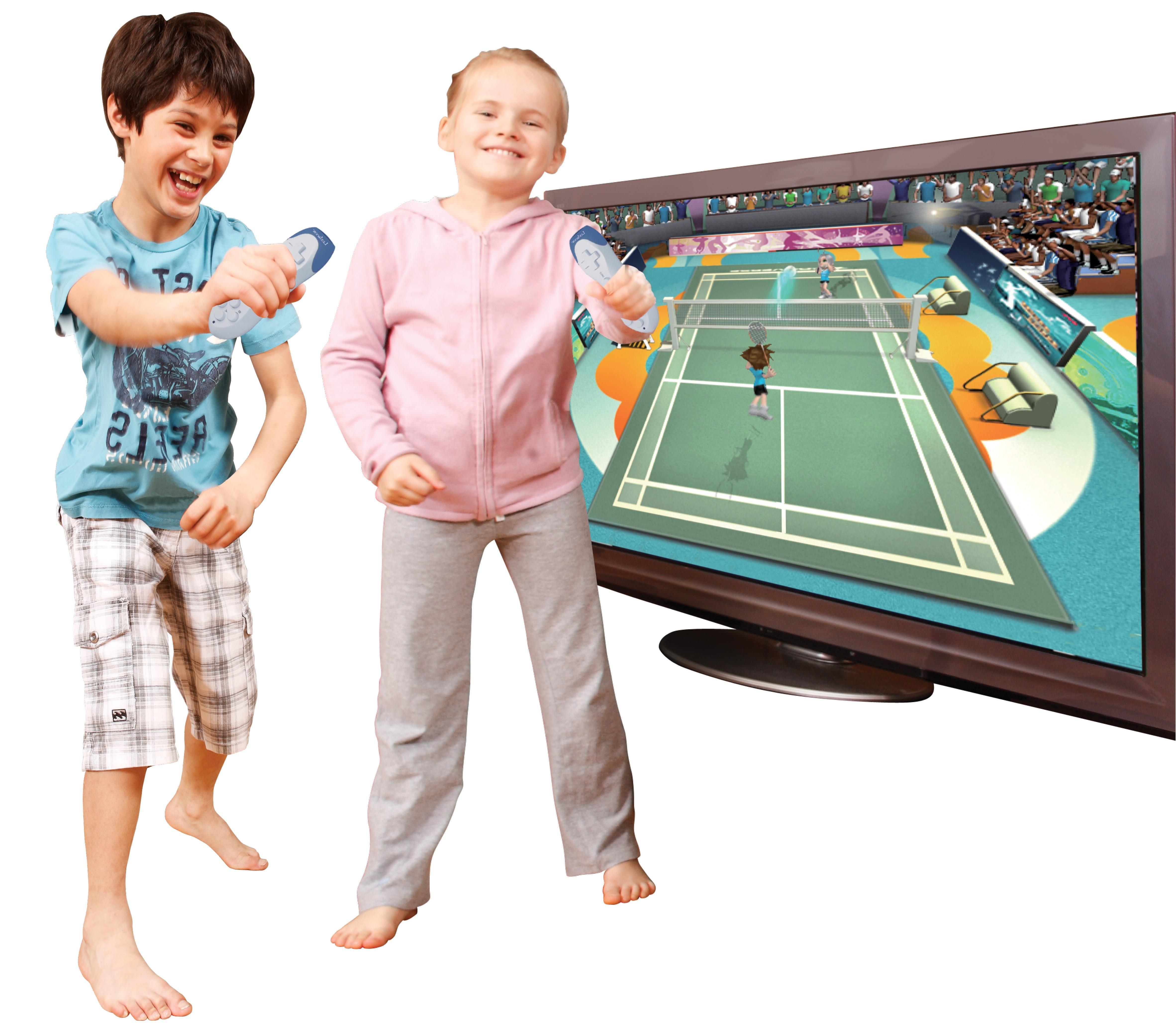 Amazon.es: Lexibook JG7420 - Consola Vídeo Tv-Wii Con 200 Juegos ...