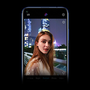 32MP AI selfie camera