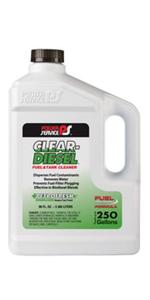 Diesel Clear Diesel Fuel and Tank Cleaner