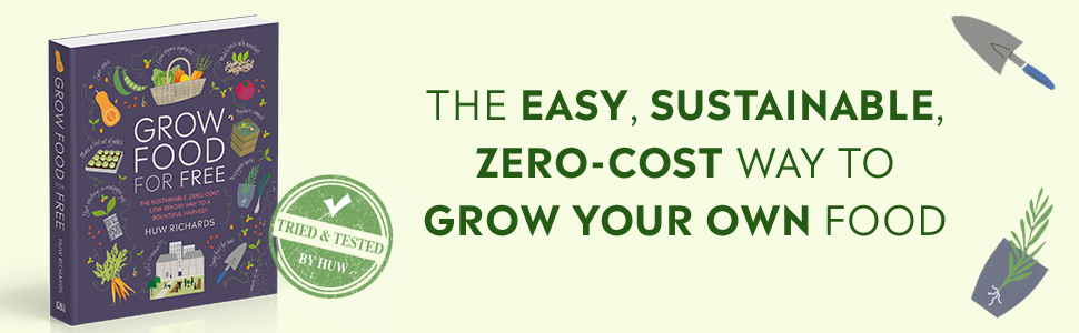 The easy, sustainable, zero cost way to grow your own food