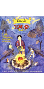 What to Do When Your Temper Flares book cover