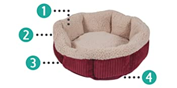 self cooling pillow, self heating cat bed, large cat bed, cat bed round, small cat bed, thermal cat