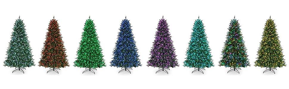 Alexa Tree Colors