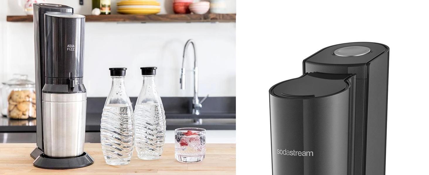 sodastream aqua fizz details