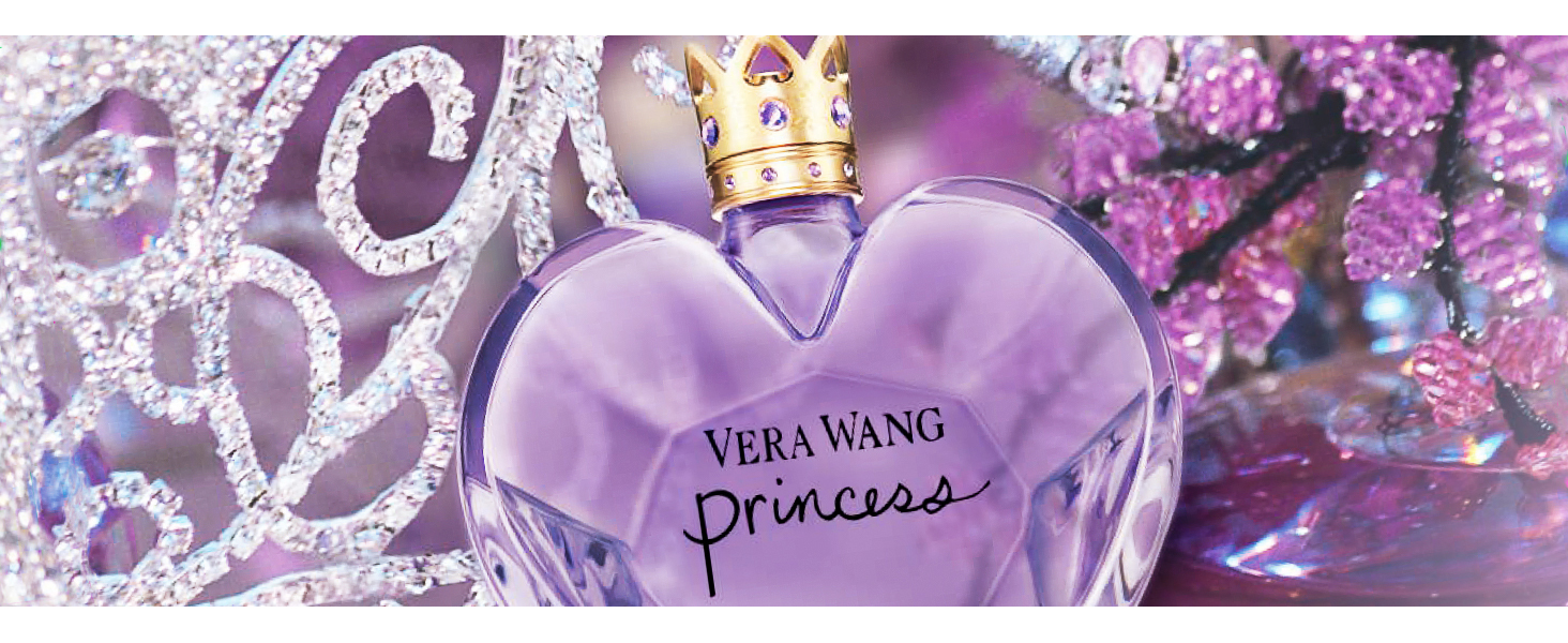 Close-up of Vera Wang Princess