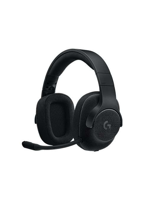 Logitech G Pro Gaming Headset with Pro Grade Mic for Pc, PC