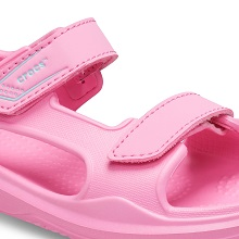 swiftwater expedition, sandal, kids, crocs