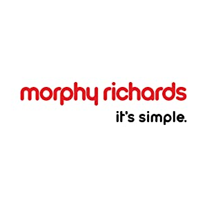 Morphy Richards Steamacook 1.8 - Litre Electric Rice Cooker (Red)