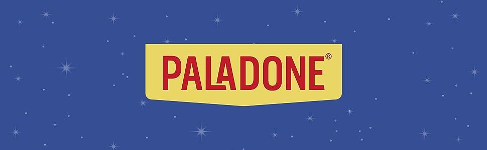 Logotipo de Paladone.