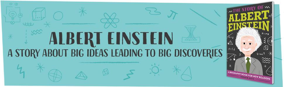 Albert Einstein, Albert Einstein biography for kids, Albert Einstein biography