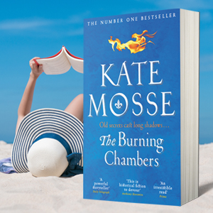 The Burning Chambers, Kate Mosse, France, historical fiction