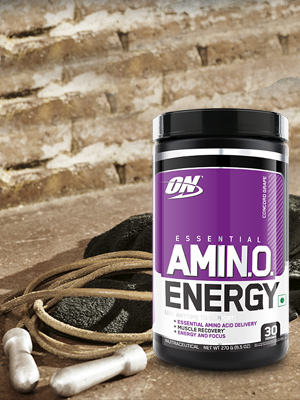 Amino Energy, Amino, Energy Drink, Energy Powder, Anytime Energy, BCAA, ON