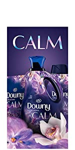 downy fabric softener calm scent, floral, washing machine, dryer, fabric softener, conditioner