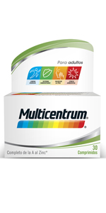 Multicentrum Junior Complemento Alimenticio con 12 Vitaminas ...