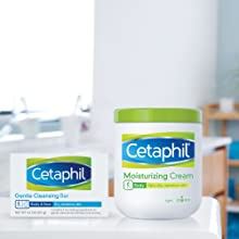 Complete your sensitive skincare routine with CETAPHIL Moisturizing Cream