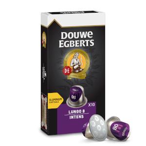 douwe egberts nespresso cups lungo intens