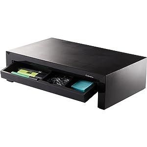 monitor riser, monitor risers, computer, laptop, laptop riser, ergo, ergonomics, desktop, fellowes
