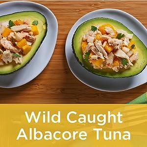 Wild Caught Albacore Tuna