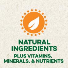 Natural ingredients, plus vitamins, minerals, nutrients, healthy dog treats, premium dog treats