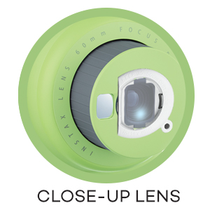 Closeup lens attachment