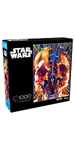 I Find Your Lack of Faith Disturbing - 1000 Piece Jigsaw Puzzle