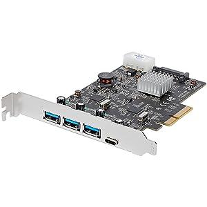 USB 3.1 PCIe Card