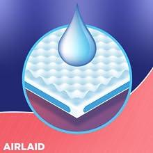 Admiria Ultra-Thin Extra Dry XL+ Sanitary Pad