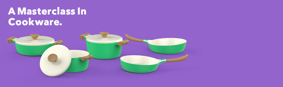 Ceramic Cookware Set