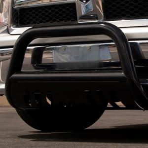 Armordillo USA 7142305 Classic Bull Bar Fits 2002-2005 Dodge Ram 1500 Black