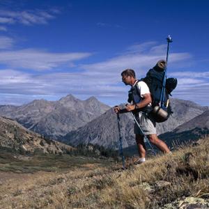 Hiking shovel