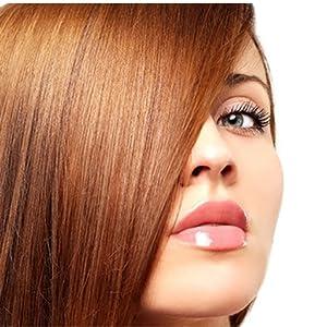 smooth, shiny, hair, keratin, brazilian