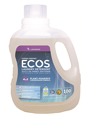 lavender detergent natural