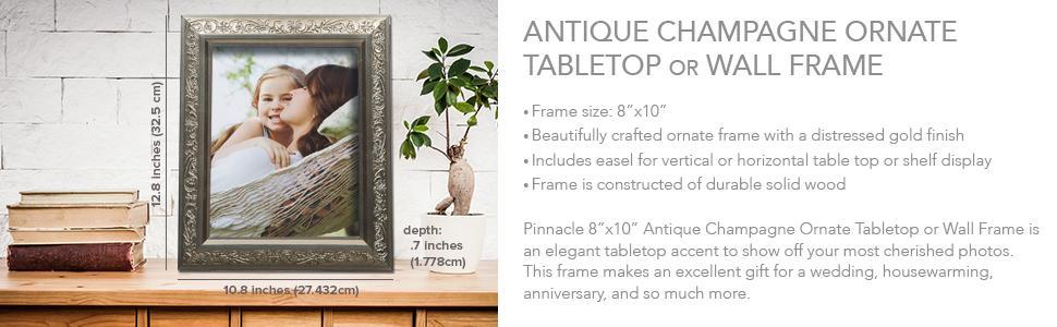 Amazon.com: Pinnacle Antique, Portaretrato estilo ...