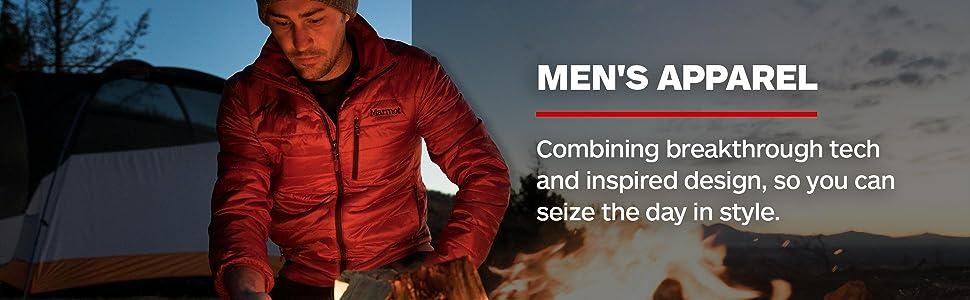Marmot Mens Minimalist Component Jacket