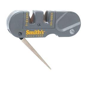 c743eb37 2f85 4efe 9589 9c71512b0753. SR285,285  - Smith's PP1 Pocket Pal Multifunction Sharpener, Grey